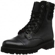 Gabor Shoes Fashion, Stivaletti Donna, Nero (Schwarz 27), 35 EU