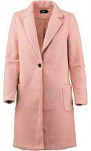 Only Onlastrid Marble Coat Otw, Giubbotto Donna, Rosa (Misty Rose Detail:Melange), 42 (Taglia Produttore: Small)