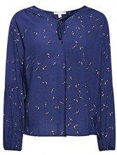 ESPRIT 028ee1f013, Camicia Donna, (off White 110), 42 (Taglia Produttore: 36)