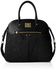 Fly London Dota636fly - Borse a mano Donna, Nero (Black), 6x33x38 cm (W x H L)