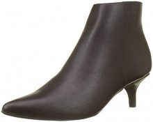 New Look 5864689, Stivaletti Donna, Marrone (Dark Brown), 38 EU
