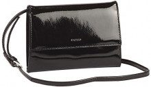 PICARD Woman Bag Eveningbag Clutch Auguri Black Paint 4021