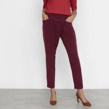 Pantaloni effetto portafoglio