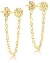 Carissima Gold Orecchini da Donna in Oro Giallo 9K (375)