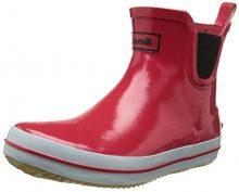 Kamik SHARONLO Stivali di gomma donna, Rosso (Red-Red), 39.5 EU