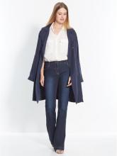 Jeans flare push-up, se sei alto più di 1,60 m