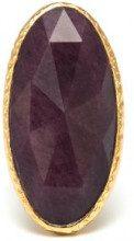 Lola Rose Boutique Robyn 'uva quarzite Anello, ottone, 57 (18.1), cod. ROBYN272000-LRG