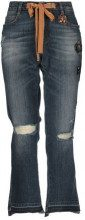 ERMANNO SCERVINO  - JEANS - Pantaloni jeans - su YOOX.com