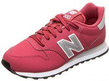 New Balance 500, Scarpe Sportive Donna, Rosa (Pink/White/Silver Npk), 40.5 EU