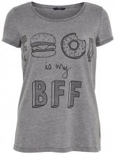 T-shirt Truly Print