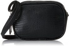 PIECES Pcjenela Cross Body - Borse a tracolla Donna, Schwarz (Black), 6,5x11,5x16 cm (B x H T)