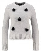 THE BEE - Maglione - grey marl