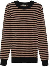 Pullover Manica Lunga Basic Righe