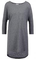 VMHONIE - Maglietta a manica lunga - medium grey melange