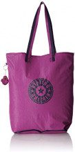 Kipling Hip Hurray 5 - Borse Tote Donna, Pink (Urban C), 40.5x40.5x14.5 cm (B x H T)