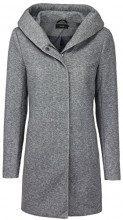 Vero Moda Vmverodona LS Jacket Noos Giubbotto Donna, Grigio Light Grey Melange, 48 (Taglia Produttore: X-Large)