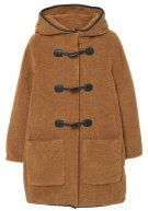 KELLOGS - Cappotto corto - medium brown