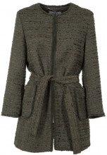 Cappotto a vestaglia in misto lana 001