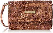 Belmondo7401680 - Pochette Donna , Marrone (Braun (rame)), 27x13x4 cm (B x H x T)
