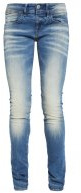 LYNN MID SKINNY  - Jeans slim fit - cyclo stretch denim