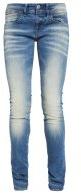 LYNN MID SKINNY  - Jeans slim fit - cyclo stretch denim