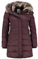 Cappotto invernale - bordeaux red