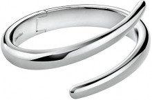 Calvin Klein Bracciale intrecciato Donna acciaio_inossidabile - KJ2KMD00010M