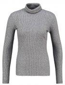HAVANNAH - Maglietta a manica lunga - grey melange