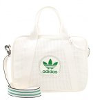 AIRLINER  - Borsa a tracolla - cream white/green