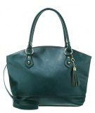 Shopping bag - turquoise