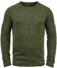 BLEND Dan - Maglione da Uomo, taglia:XL, colore:Burnt Olive (77011)