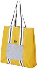 Helly Hansen Travel Beach Tote - Borsa Unisex Adulto, Giallo (Essential Yellow), 36x24x45 cm (W x H L)