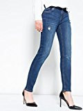 Motivi: jeans donna skinny in cotone stretch, lisature lungo le gambe.