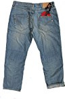 Dondup Jeans Paige Donna Sabbiato Made In Italy Tg 44