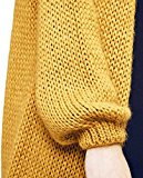 Caramelo, Maxi-cardigan tricot, Donna