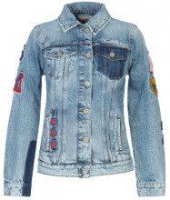 FRANKLIN & MARSHALL  - JEANS - Capispalla jeans - su YOOX.com