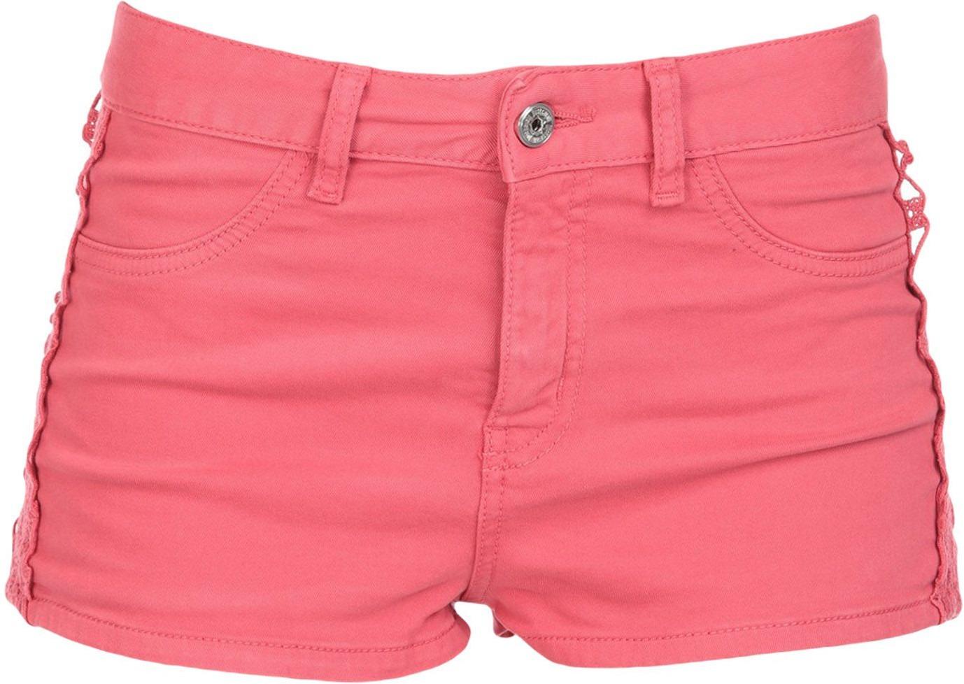 Pantaloni corti e shorts con pizzo | Tendenze Donna Autunno
