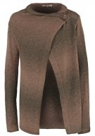 Cardigan - taupe/brown