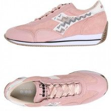 DIADORA HERITAGE EQUIPE W HH PEARLS - CALZATURE - Sneakers & Tennis shoes basse - su YOOX.com