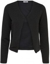 Only Cardigan Only Nero - CARDIGAN LECO ODESSA NOOS - 15117560