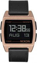 Nixon Orologio Digitale Unisex con Cinturino in Pelle A1181-872-00