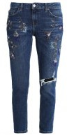 LUCAS   - Jeans slim fit - blue