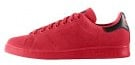 STAN SMITH  - Sneakers basse - shock red/black