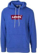 Levis Felpa con cappuccio Levi's Azzurro - MODERN HM HOODIE - 56808-0000