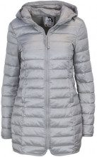 Only Piumino corto Only Grigio - TAHOE SHIMMER COAT - 15156567