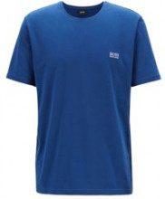 T-shirt per il tempo libero in cotone elasticizzato