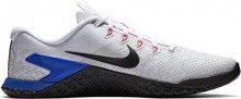 Nike Metcon 4 XD, Scarpe da Ginnastica Uomo, Multicolore (White/Flash Crimson/Racer Blue/Black 164), 41 EU