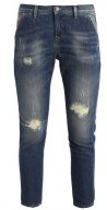 Jeans baggy - denim blue
