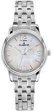 Donna-orologio Elegant Dugena al quarzo in acciaio inox 4460626
