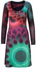 Desigual Vestito corto Desigual Rosso - VEST DORIA - 47V2162